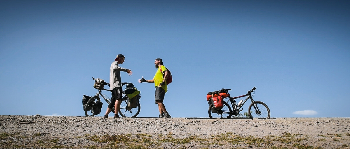 Nicaragua_Finnischer_Radfahrer
