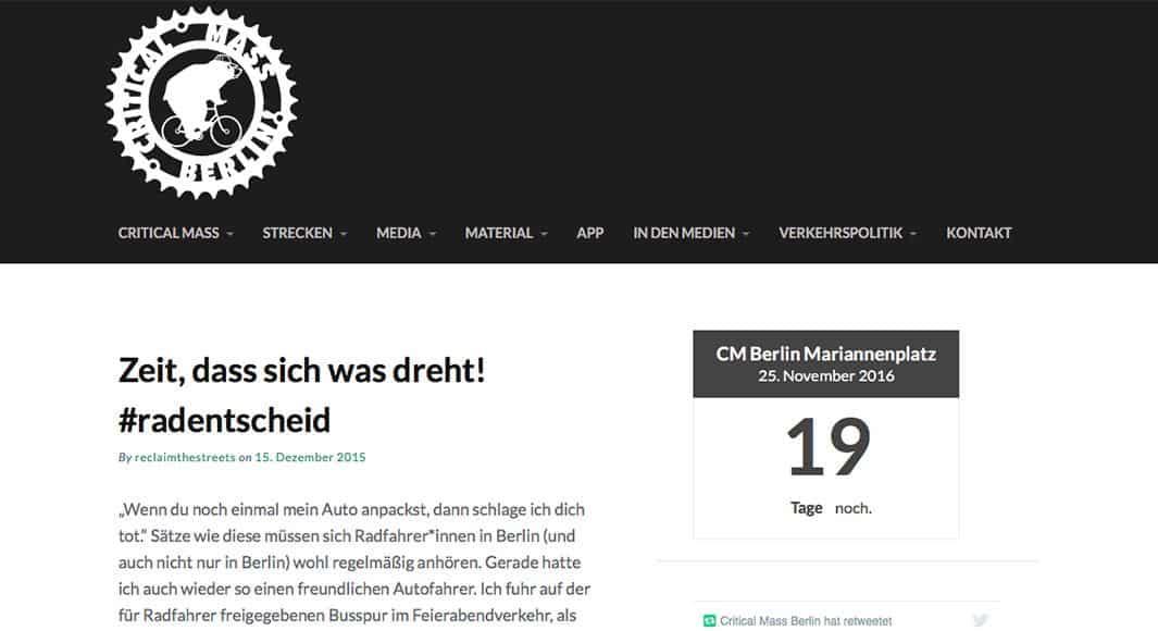 http://criticalmass-berlin.org/