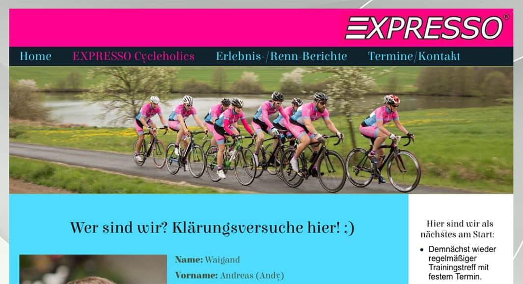 http://expresso-cycleholics.de/EXPRESSO-Cycleholics