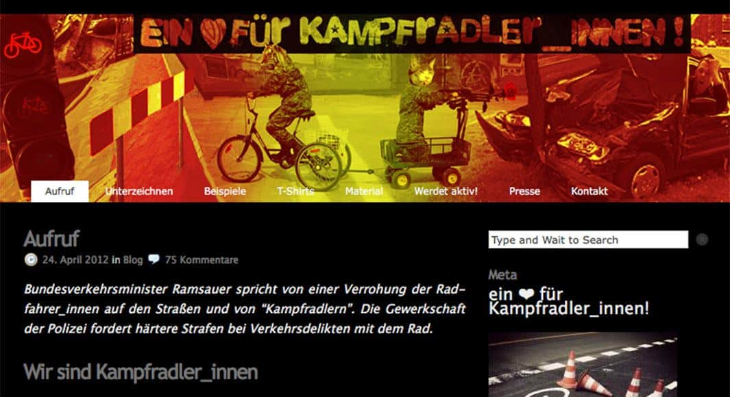 http://kampfradler.blogsport.de/
