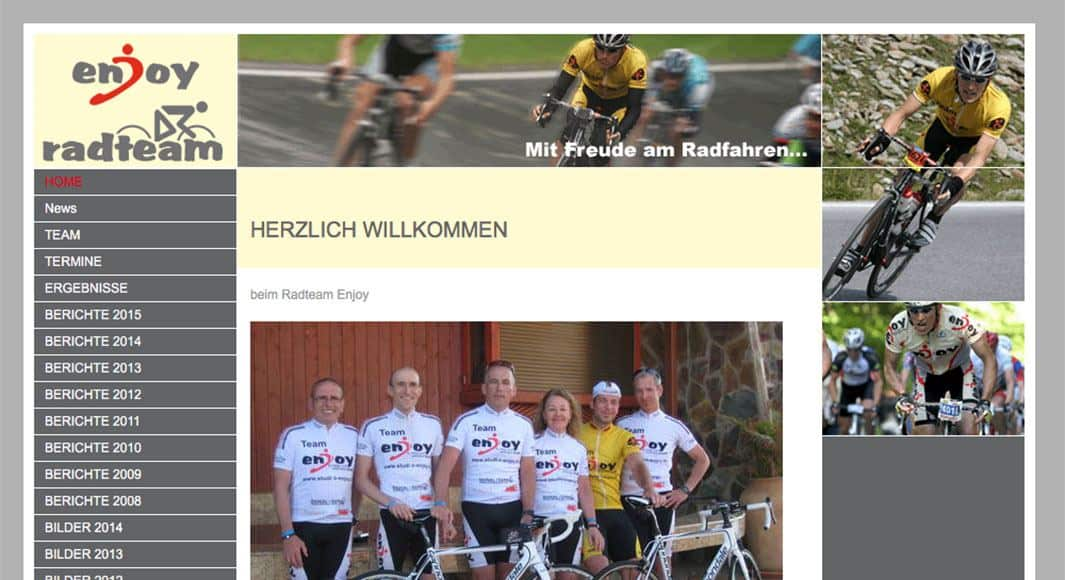 http://radteam-enjoy.de