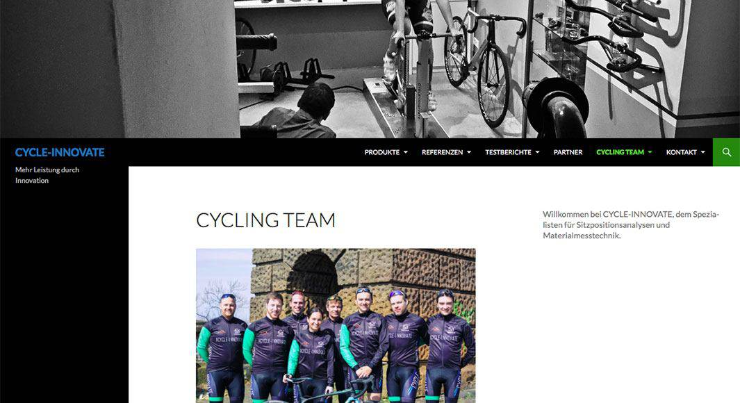 http://www.cycle-innovate.de/racing-team-cycle-innovate-bikefitting