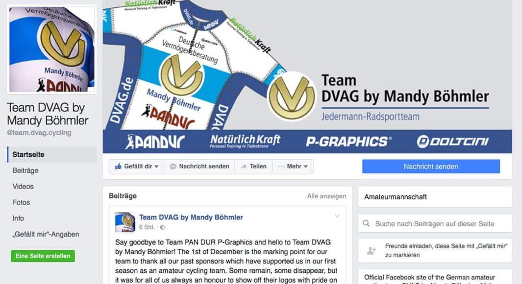 https://www.facebook.com/team.dvag.cycling/