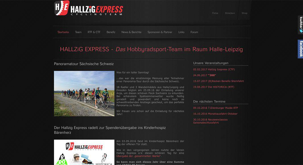http://www.hallzig-express.de