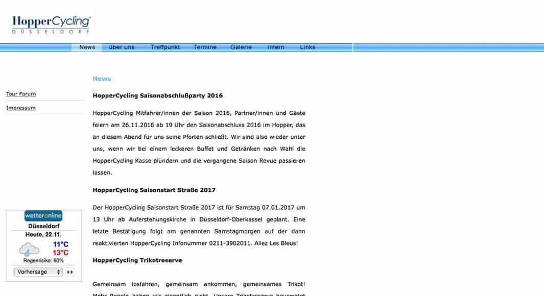 http://www.hoppercycling.de