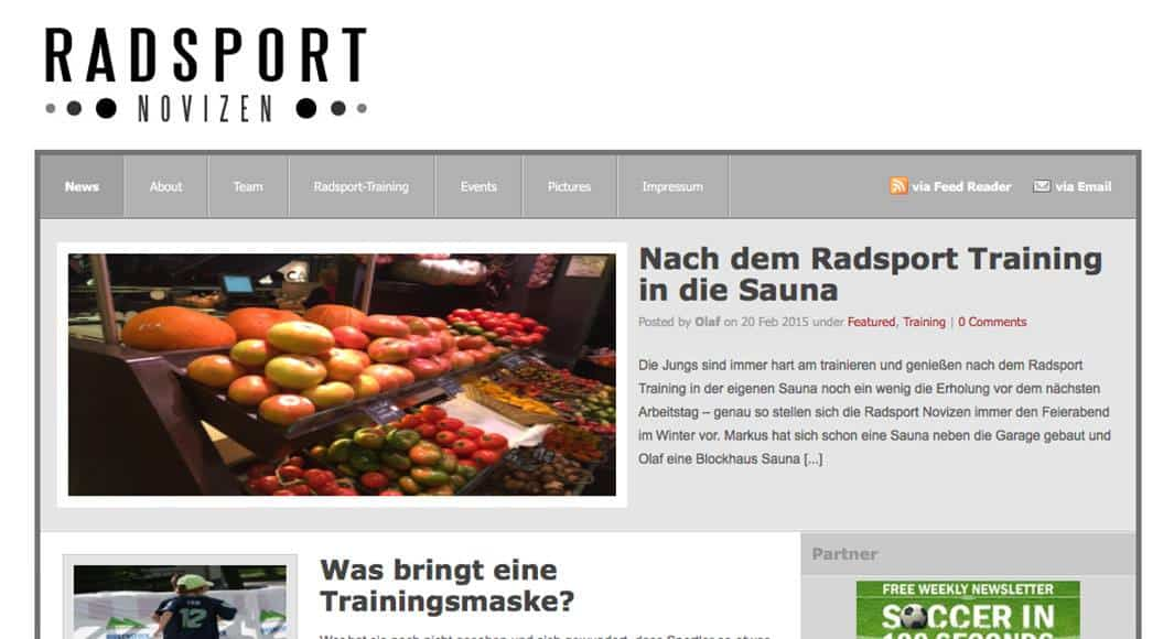 http://www.radsport-novizen.de